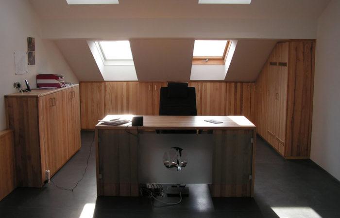 Büro - Detail - Wiesner Tischlermöbel