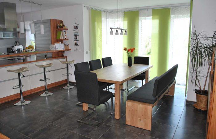 Essbereich - Esstisch - Wiesner Tischlermöbel
