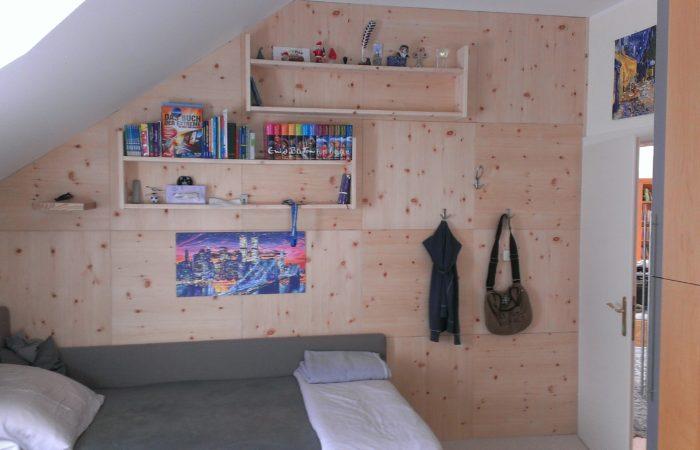 Kinderzimmer - Regale - Wiesner Tischlermöbel