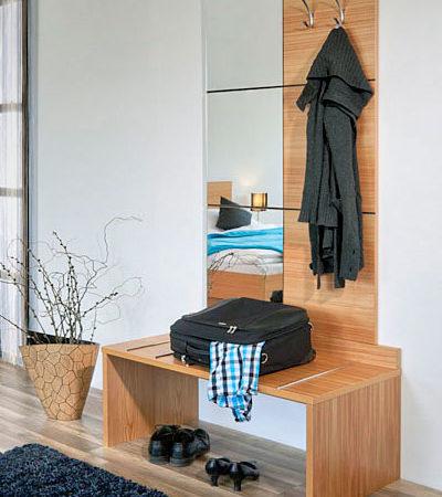 Modern - Classique-Garderobe - Wiesner Tischlermöbel