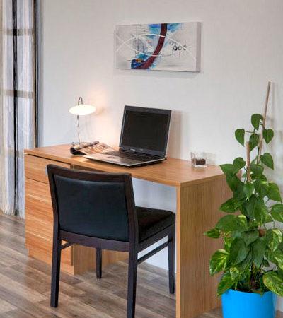 Modern - Classique - Schreibtisch - Wiesner Tischlermöbel
