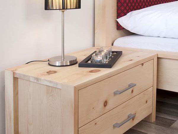 Modern - Vivre - Bettdetail - Wiesner Tischlermöbel