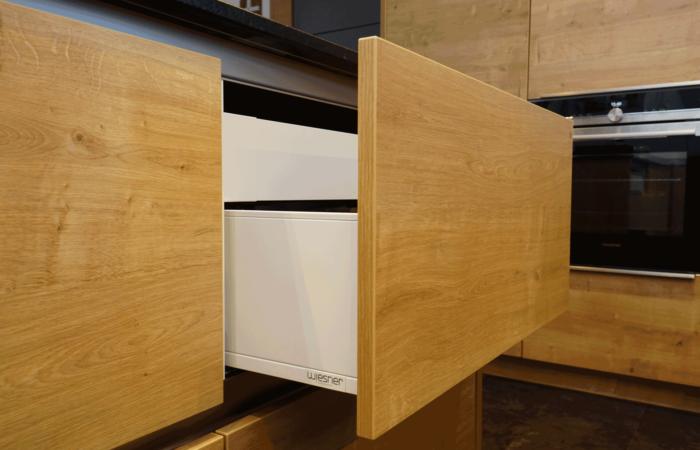 Küche - Schublade - Wiesner Tischlermöbel