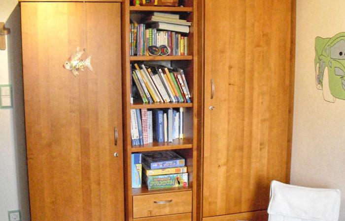 Kinderzimmer - Schrank - Wiesner Tischlermöbel