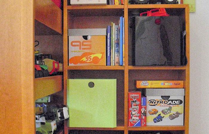 Kinderzimmer - Regal - Wiesner Tischlermöbel