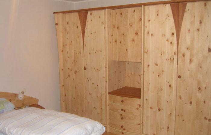 Schlafzimmer Schrankwand - Wiesner Tischlermöbel