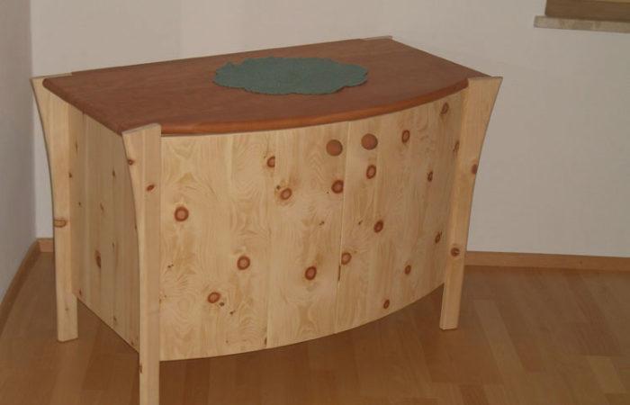 Schlafzimmer Möbeldetail - Wiesner Tischlermöbel