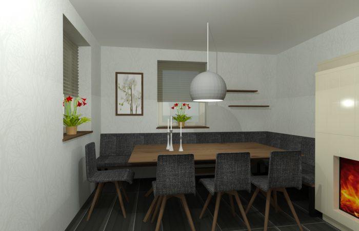 Esszimmer - Wiesner Tischlermöbel