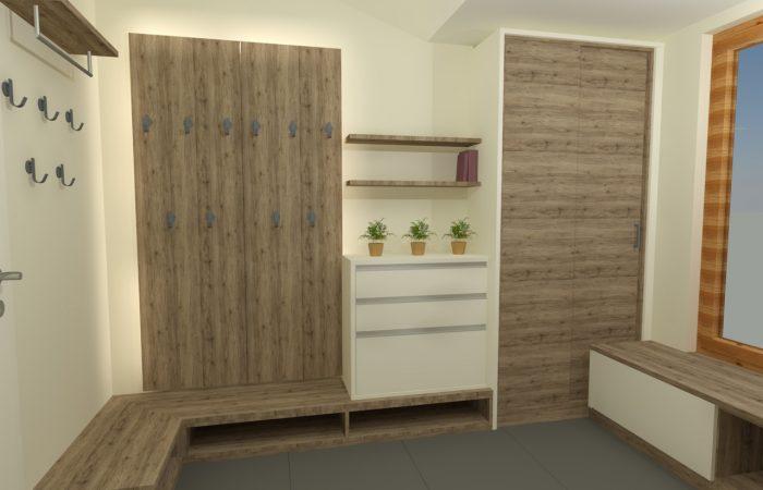 Garderobe - Wiesner Tischlermöbel