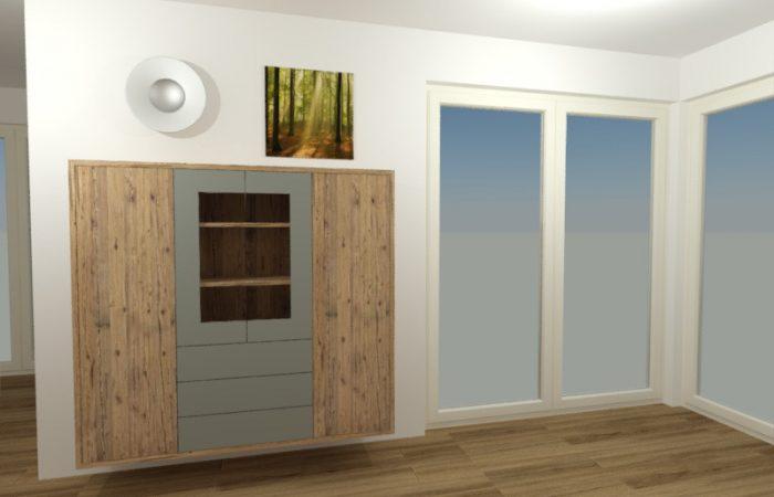 Wohnzimmer - Wiesner Tischlermöbel