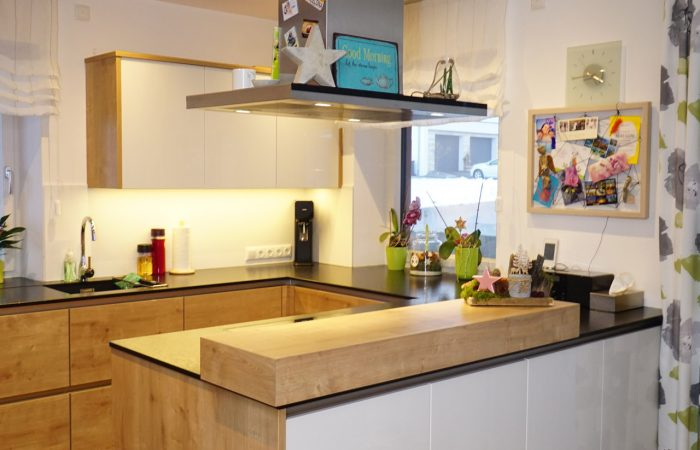 Küche - Wiesner Tischlermöbel