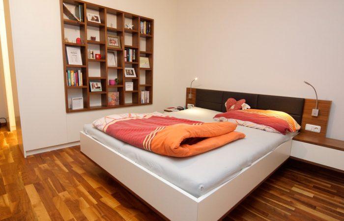 Schlafzimmer - Wiesner Tischlermöbel