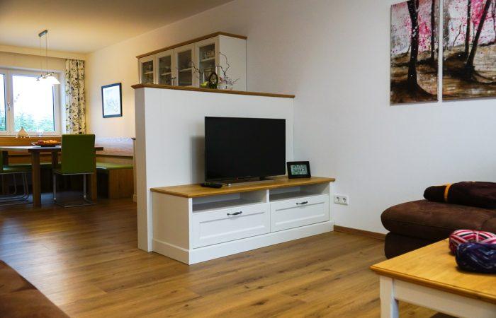 Wohnzimmer - Wiesner Tischlermöbel - Detail